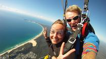 Tandem Skydive over Fraser Island, Rainbow Beach, 4WD, ATV & Off-Road Tours