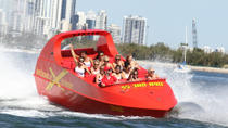 Gold Coast Jet Boat Ride: 55 Minutes, Gold Coast, Jet Boats & Speed Boats