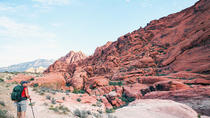 Wandeltocht door de Red Rock Canyon, Las Vegas, Trektochten en kamperen