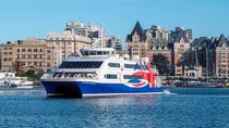 Victoria to Seattle High Speed Passenger Ferry ONE-WAY, Victoria