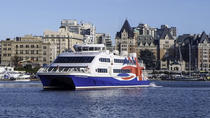 Victoria to Seattle High Speed Passenger Ferry - Round Trip, Victoria, Ferry Services