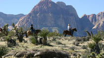Red Rock Canyon Sunset Horseback Ride and Barbeque, Las Vegas, Day Trips