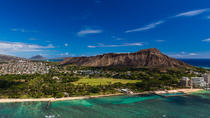 Diamond Head Scenic, Oahu, Air Tours