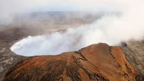Volcano by Air and Land: Helicopter, Coach, and Walking Tour of Volcanoes National Park from Kona, ...