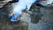 Volcanoes and Waterfall Extreme: 45-Minute Open-Door Volcanoes Helicopter Flight, Big Island of ...