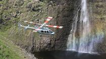 Waterfall Heli-Trek: Big Island Helicopter Tour and Hiking Adventure, Big Island of Hawaii, Nature ...