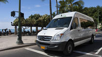 Airport Express Shuttle - Honolulu Airport to Waikiki Hotels, Oahu