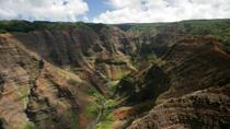 Kauai Shore Excursion: Waimea Canyon and River