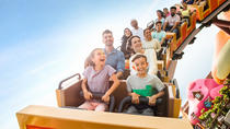 MOTIONGATE™ Dubai Entrance Ticket at Dubai Parks and Resorts 1-Day 1-Park, Dubai, Theme Park ...