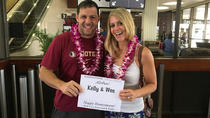Honeymoon airport lei greeting on honolulu oahu 2018 honeymoon airport lei greeting on honolulu oahu m4hsunfo