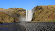 Full-Day Small-Group South Coast and Eyjafjallajokull Volcano Sights from Reykjavik, Reykjavik,...