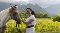 Horseback Adventure at Kualoa Ranch on Oahu, Oahu, Full-day Tours