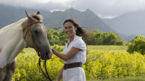 Horseback Adventure Package at Kualoa Ranch on Oahu, Oahu, Helicopter Tours