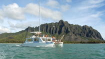Kaneohe Bay Cruise met Catamaran op Oahu, Oahu, Catamaran Cruises