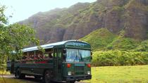Kualoa Ranch Movie Tour, Oahu, Ziplines