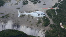 12-13 Minute Scenic Helicopter Flight, Victoria Falls, Helicopter Tours