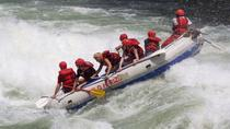 White Water Rafting, Victoria Falls, White Water Rafting