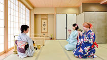 Experience Tea Ceremony wearing a Kimono in Kyoto, Kyoto, Afternoon Teas