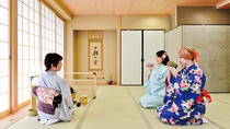 Experience Tea Ceremony wearing a Kimono in Osaka, Osaka, Cultural Tours