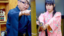 Samurai Sword Experience a Kyoto Tameshigiri, Kyoto, Martial Arts Classes