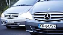 Economy private Warsaw Okecie airport transfer up 8 people, Warsaw, Airport & Ground Transfers