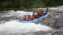 Watauga small trip River rafting from Elizabethton, Asheville, White Water Rafting
