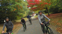 Fall Foliage Bike Ride in Boston, Boston, City Tours