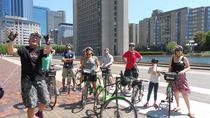 Guided Bike Tour of Boston, Boston, Private Sightseeing Tours