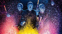 Blue Man Group in het Luxor Hotel en Casino, Las Vegas, Theater, Shows & Musicals