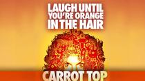 Carrot Top au Luxor Hotel and Casino, Las Vegas, Comédie