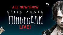 Criss Angel MINDFREAK® LIVE by Cirque du Soleil® at Luxor Las Vegas, Las Vegas, null