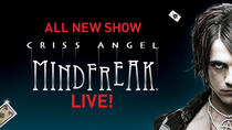 Criss Angel MINDFREAK® LIVE by Cirque du Soleil® at Luxor Las Vegas, Las Vegas, Attraction Tickets