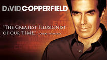 David Copperfield in het MGM Grand Hotel and Casino, Las Vegas, Theater, Shows & Musicals