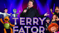 Terry Fator in het Mirage Hotel en Casino, Las Vegas, Comedy