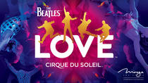 The Beatles™ LOVE™ door Cirque du Soleil® in het Mirage Hotel en Casino, Las Vegas, Cirque du Soleil