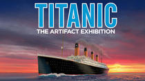 Titanic: The Artifact Exhibition at the Luxor Hotel and Casino, Las Vegas