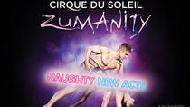 Zumanity™ by Cirque du Soleil® at New York New York Hotel and Casino, Las Vegas, Walking Tours