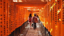Fushimi Inari and Sake Brewery Tour, Kyoto