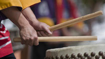 Japanese Taiko Drum Lesson in Kyoto, Kyoto, Cultural Tours