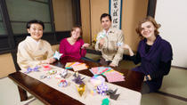 Kyoto Small-Group Cultural Experience: Calligraphy or Origami Class, 京都