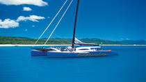 Aventura de navegación a vela en las islas Whitsunday y Whitehaven Beach, The Whitsundays ...