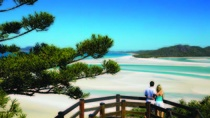 Whitehaven Beach: Bootstour mit Spaziergang durch Hill Inlet, Whitsunday Islands & Hamilton ...