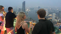 Bangkok Skybar and Street food tour, Bangkok, Food Tours