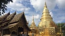 Private Chiangmai River Cruise and Temple tour, Chiang Mai, Private Sightseeing Tours