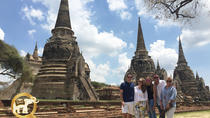 Private Excursion to Ayutthaya with Boat Tour, Bangkok, Private Sightseeing Tours