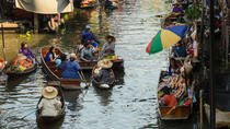 Private Excursion to MaeKlong and Damnoensaduak Floating Markets, Bangkok, Day Trips