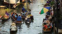 Private Excursion to MaeKlong and Damnoensaduak Floating Markets, Bangkok, Private Sightseeing Tours