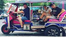 Tuk Tuk Tour in Bangkok by night, Bangkok, Night Tours