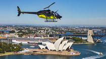 20-Minute Sydney Harbour and Coastal Helicopter Tour with Transfers, Sydney