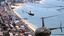 Melbourne Helicopter Tour: Stadtzentrum und St. Kilda Beach, Melbourne, Helicopter Tours
